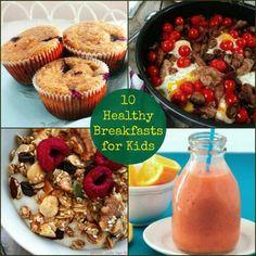 Google image of a board of healthy breakfast ideas!!!