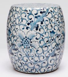 Oh How I Love A Chinese Blue Ceramic Garden Stool! | Garden Decor |  Pinterest | Ceramic Garden Stools, Stools And Gardens