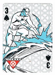 Iceman - Three of Spades by stormantic, via Flickr