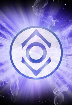 Indigo lantern corps symbol - photo#24