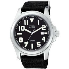 Citizen - Gents Eco-Drive Leather Watch - BM6400-00E  RRP: £129.00 Online price: £103.00 You Save: £26.00 (20%)  www.lingraywatches.co.uk