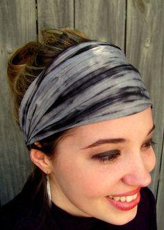 Looks like a good biker chick headband.