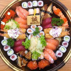 Benihana Sushi Party Platter   Benihana Odds and Ends   Pinterest ...
