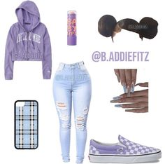 👣 for more fitz ! Baddie Outfits Casual, Swag Outfits For Girls, Cute Teen Outfits, Cute Outfits For School, Teenage Girl Outfits, Cute Comfy Outfits, Teenager Outfits, Dope Outfits, Teen Fashion Outfits