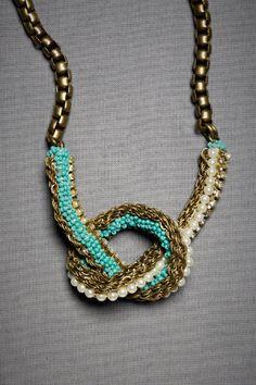 knot - I like the seed bead knot idea. Photo only.