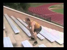 Training on stadium stairs Bleacher Workout, Stadium Workout, Xc Running, Plyometrics, No Equipment Workout, Body Weight, Cardio, Fitness Motivation, Stairs