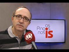 """Reinaldo Azevedo critica manifestantes pró-Dilma: """"Vão às ruas com o nos..."""