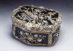 Snuff box made for King Frederick the Great of Prussia, c.1770-75