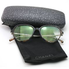4147eb7b9f Chanel Optical Eyeglasses 3338 Multicolor Frame Authentic and New