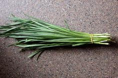 Garlic chives leave - for Pad Thai