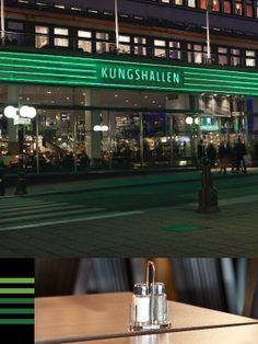 Kungshallen, Restaurants, Stockholm