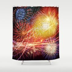 Let's Celebrate Shower Curtain