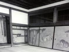 Bild vom früheren Hommaru Palace in Nagoya, Japan