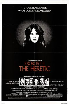 The Exorcist 2 Movie Poster