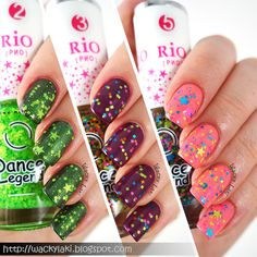 Select Shades of Dance Legend Rio Collection
