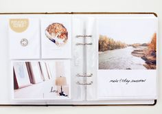 It's Carly here today to share the idea of documenting themes in your Project Life binder. I use theme based documenting all the time. For me, theme based documenting can really hel… Project Life 6x8, Project Life Scrapbook, Project Life Layouts, Project Life Cards, Book Projects, Photo Projects, Craft Projects, Mixed Media Scrapbooking, Pocket Scrapbooking