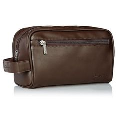 Ben Sherman Leather Travel Kit (Gifts for men who have everything_ Birthday Gifts For Boyfriend, Best Birthday Gifts, Boyfriend Gifts, Long Distance Boyfriend, Travel Kits, Cool Gifts, Anniversary, Ben Sherman, Leather
