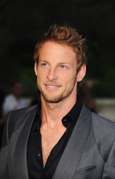 Ginger - Jenson Button, formula one race driver--when I need a redheaded guy! Ginger Men, Ginger Hair, Gorgeous Men, Beautiful People, Redhead Men, Robbie Rogers, Raining Men, Celebrity Hairstyles, Hairstyles Men