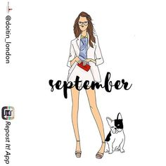 #september #angelinemelin #doitinparis