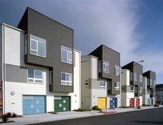 Armstrong Place Senior Housing by David Baker & Partners, in San Francisco #architecture #sanfrancisco