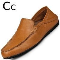 Fashion Flats Men Formal Shoes Genuine Leather Loafers Men Flats Casual Oxford Shoes For Men Loafers Moccasin Sapato Masculin