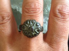 Haunted medieval Bronze RingPowerful LOVE by trulymagick on Etsy
