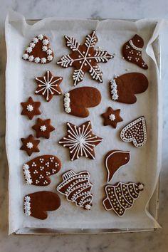 jawboneIMG_3212 Gingerbread Man Cookies, Christmas Cupcakes, Christmas Sweets, Christmas Gingerbread, Holiday Cookies, Christmas Holidays, Vegan Christmas, Christmas Cooking, Scandinavian Christmas
