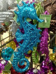 Sea horse ornament