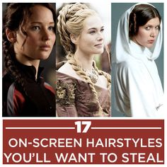 17 On-Screen Hairstyles You'll Want To Steal Right Now