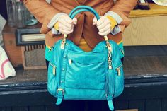 A Beautiful Mess  Bag c/o Rebecca Minkoff