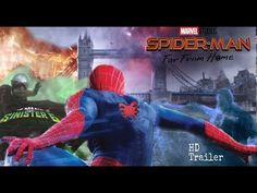 Creator: Stan Lee & Steve Ditko MARVEL and all related character names:© &™ Spider-Man: Far from Home, the Columbia Pictures Industries, Inc. Marvel Website, Kraven The Hunter, Man Gear, Steve Ditko, Nick Fury, Columbia Pictures, Movies 2019, Character Names, Movie Trailers