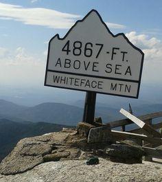 Whiteface Mountain, Lake Placid USA #WeeEwen #McEwens