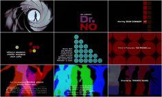 Main Title Designed by: Maurice Binder Animation: Trevor Bond