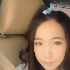 Choa, just being pretty   #CrayonPop #크레용팝
