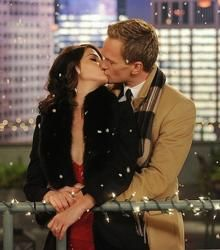 HIMYM - Barney&Robin engaged