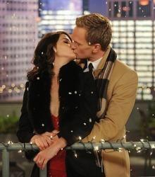 HIMYM - Barney&Robin engaged