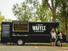 The Big Waffle Truck