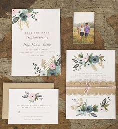Fall wedding invitations ideas flowers  Keywords: #fallweddings #jevelweddingplanning Follow Us: www.jevelweddingplanning.com  www.facebook.com/jevelweddingplanning/