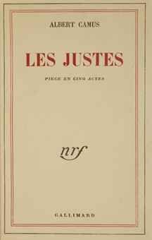 Les justes, Camus
