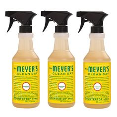 Online Natural Store - Mrs. Meyers Clean Day Countertop Spray, Honeysuckle, 16 oz, 3 pack, $11.97 (http://www.onlinenaturalstore.com/mrs-meyers-clean-day-countertop-spray-honeysuckle-16-oz-3-pack/)