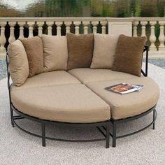 Sanibel Round Lounge, Set of 4 - Outdoor Furniture - Outdoor Decor - Home
