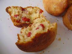 come-se: Muffins de pitanga