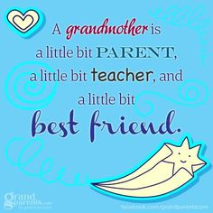 Happy Grandparents Day Gift Ideas and Greeting Card Printables Love Of My Life, Love Her, Quotes About Grandchildren, Grandmothers Love, Grandma Quotes, Grandparents Day Gifts, Grands Parents, Grandma And Grandpa, Funny Grandma