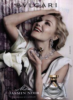 BVLGARI Ad Campaign Mou Jasmin Noir Shot #1