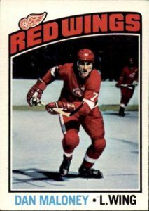 Dan Maloney: Part Of The Trade That Sent Marcel Dionne To The Kings Hockey Cards, Baseball Cards, Marcel Dionne, Los Angeles Kings, National Hockey League, Toronto Maple Leafs, New York Rangers, Detroit Red Wings, Chicago Blackhawks