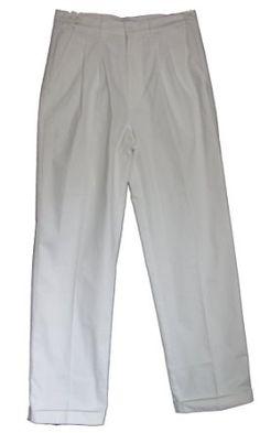 d06967ed5b M) LA PLAYA PANT Men's Drawstring Cotton White Pants Summer Beach ...