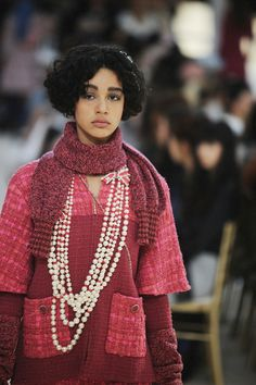 Chanel-Fall-Winter-2016 by Elise Toïdé - Crash Magazine