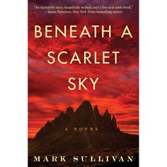 Based on the true story of a forgotten hero, Beneath a Scarlet Sky is the triumphant, epic tale of one young man's incredible courage and...