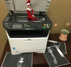 Thank you for choosing Grabill Family Dentistry as your dentist of choice in Grabill, IN. Please call us at to schedule a dental appointment. Dental Humor, Dental Hygiene, Elf On The Self, The Elf, Office Christmas, Christmas Elf, Awesome Elf On The Shelf Ideas, Elf Yourself, Dental Life