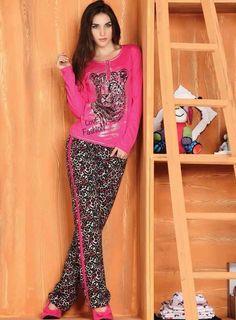 Leopar Desenli Pijama Takımı 2467  120.00 TL yerine 89.90 TL Tuğse Pijama 2014/15 Sonbahar Kış Koleksiyonu http://www.pijama.com.tr/bayan-pijama/Tugse/6-89   #tuğsepijama  #leopar #desenli #yenisezon  #bayanpijama   #fashion   #giyim   #shopping
